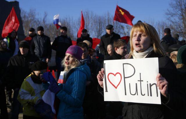 Μήπως οι διεθνείς κυρώσεις βοηθούν τελικά τη Ρωσία;   tovima.gr