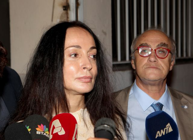 Courts reject Vicky Stamati request for non-payment of bail   tovima.gr