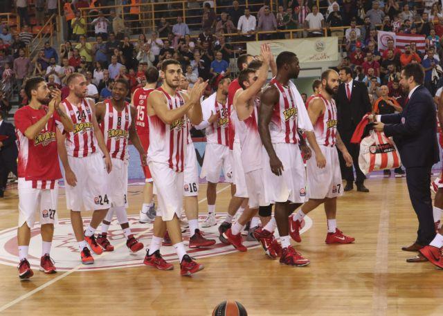 Μπάσκετ: Ολυμπιακός – Αρκαδικός 89-44   tovima.gr