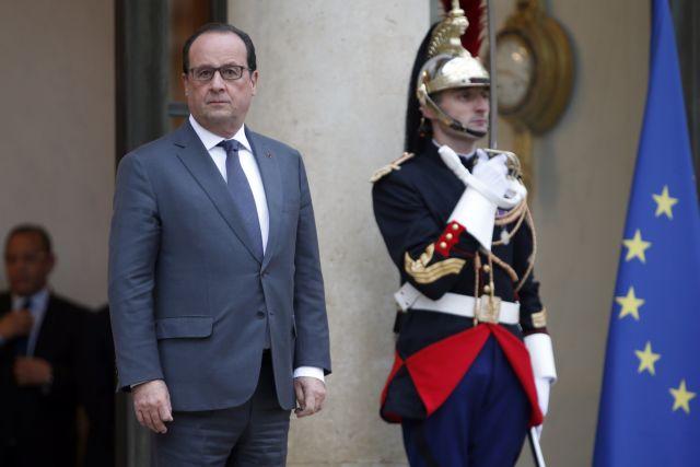 Francois Hollande to address Greek Parliament on 23 October | tovima.gr
