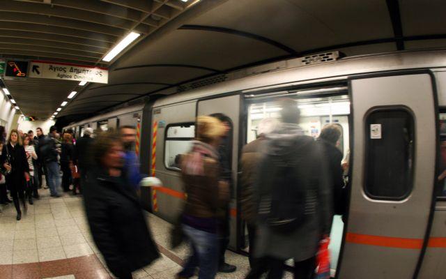 «Πράσινο φως» για τις κάμερες στους συρμούς του μετρό   tovima.gr