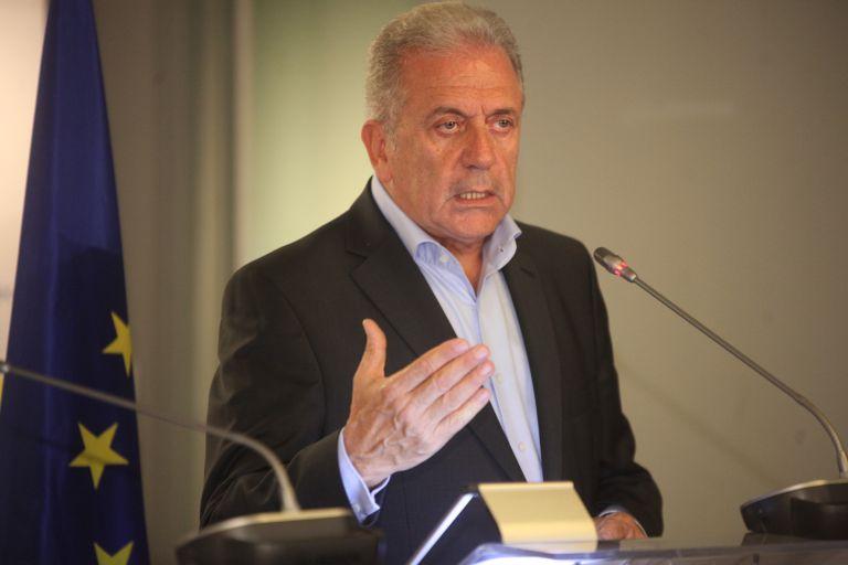 Αβραμόπουλος: Αντίθετος σε αναθεώρηση της συνθήκης Σένγκεν | tovima.gr