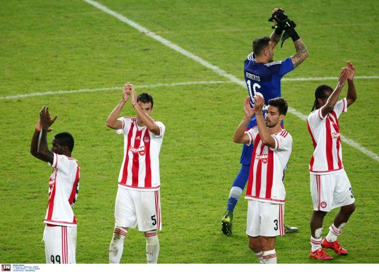 Το 7 στα 7 κατάφερε ο Ολυμπιακός με νίκη 4-0 επί της ΑΕΚ   tovima.gr