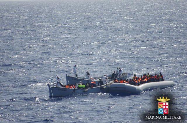 Άλλες οκτώ ζωές χάθηκαν στη Μεσόγειο – Εκατοντάδες διασωθέντες σε ένα 24ωρο | tovima.gr