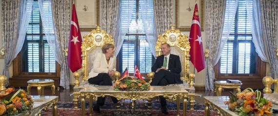 Επιτάχυνση διαδικασιών ένταξης στην ΕΕ ζήτησε ο Ερντογάν από την Μέρκελ | tovima.gr