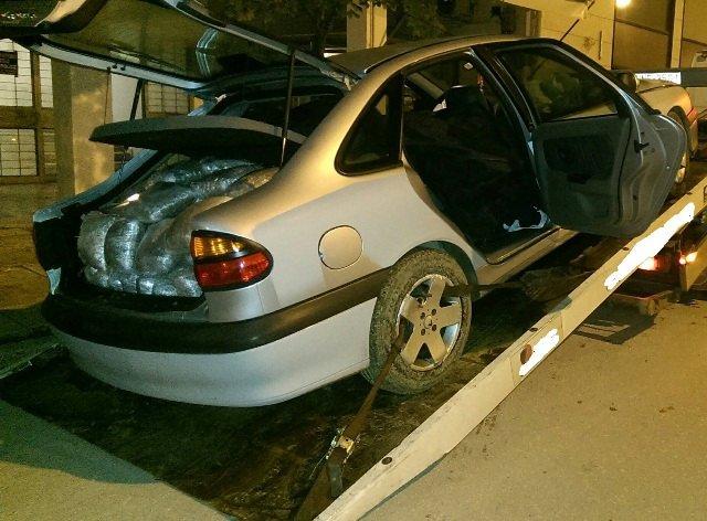 Θεσπρωτία: Σύλληψη ατόμου με 141 κιλά κάνναβης στο πορτ- μπαγκάζ | tovima.gr