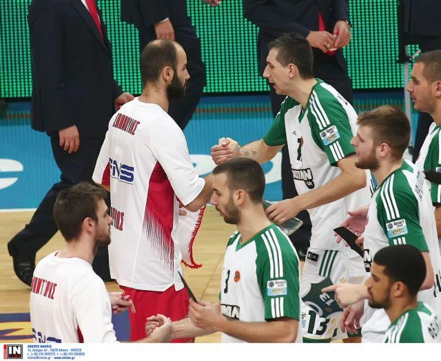 Α1 Μπάσκετ: Ο Παναθηναϊκός νικητής του πρώτου τελικού έκανε το 1-0   tovima.gr