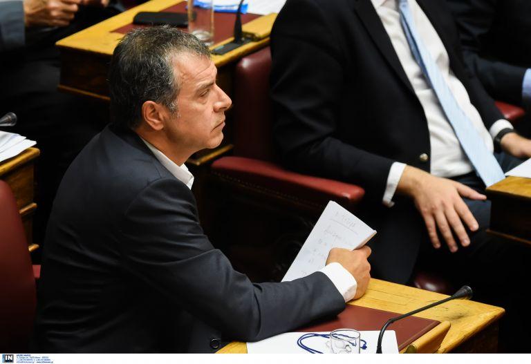 Στ.Θεοδωράκης: Δεν είμαστε εδώ για να νταντεύουμε τον Πρωθυπουργό | tovima.gr