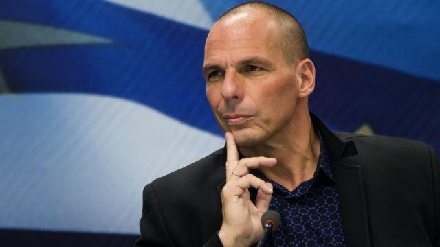 Στο αρχείο η υπόθεση για το plan B του Γιάννη Βαρουφάκη | tovima.gr