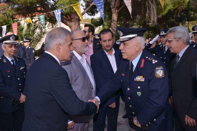 Κουρουμπλής: Θέλουμε Αστυνομία για ασφάλεια και όχι καταστολή | tovima.gr