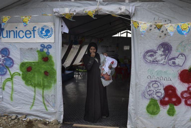UNICEF: Σημαντική η πρόοδος για την εξάλειψη της πολιομυελίτιδας | tovima.gr