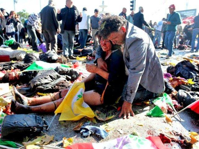 Τρομοκρατία στην Αγκυρα: «Ο φόβος αυξάνει τη μυωπία στην κοινωνία» | tovima.gr
