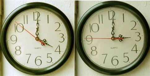 Προς τα πίσω τα ρολόγια τα ξημερώματα της Κυριακής | tovima.gr