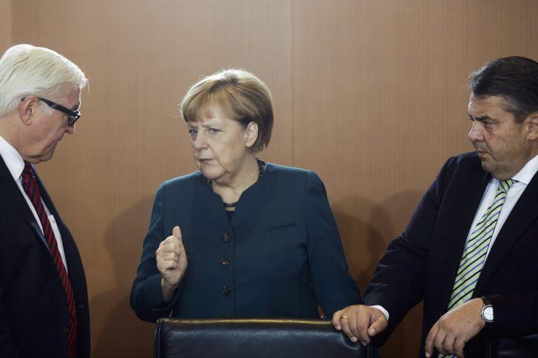 Γερμανία: Ικανοποιημένη με την Μέρκελ η πλειονότητα του CDU   tovima.gr