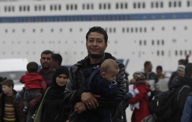 3.500 πρόσφυγες-μετανάστες στον Πειραιά παραμονή Πρωτοχρονιάς | tovima.gr