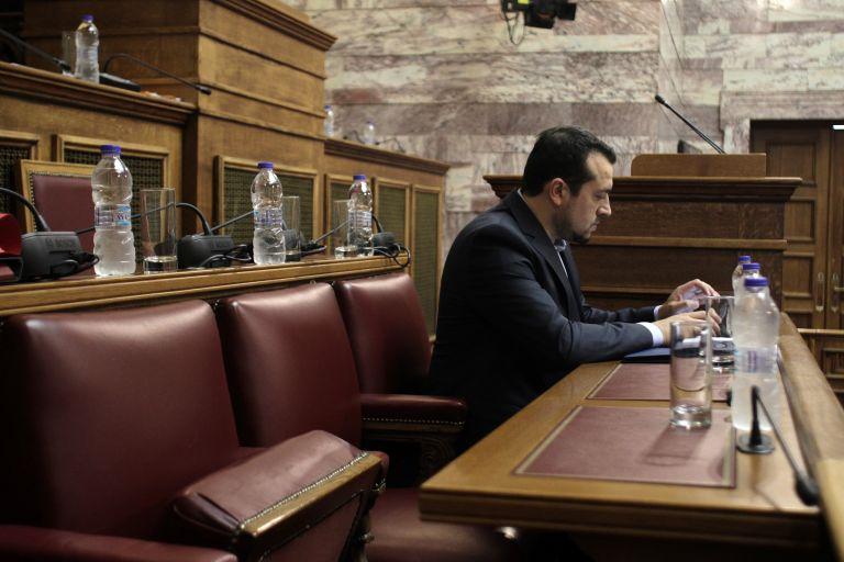 Ν.Παππάς: Ζητεί τη δέσμευση της ΝΔ ότι θα προχωρήσει η δημοπράτηση των ραδιοτηλεοπτικών αδειών   tovima.gr