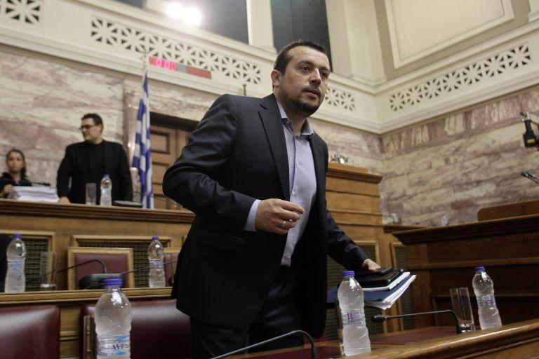 Βουλή: Βολές κατά του ΕΣΡ από τον Ν. Παππά για τις ραδιοτηλεοπτικές άδειες | tovima.gr