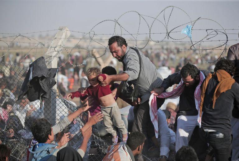 Τουρκία: O Ερντογάν προσπαθεί να ανασχέσει τους Κούρδους με απειλές | tovima.gr