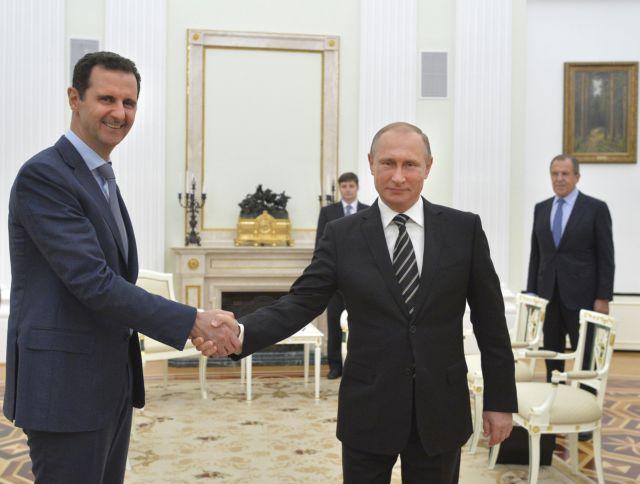 Νατάνα Ντελόνγκ-Μπας: Τι πρέπει να γίνει στη Συρία | tovima.gr