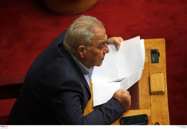 Φλαμπουράρης: Δήλωσα περισσότερα περιουσιακά στοιχεία από όσα διέθετα   tovima.gr