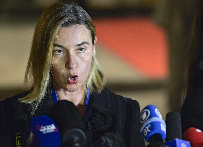 Μογκερίνι: Η ΕΕ κινδυνεύει με διάλυση από το προσφυγικό | tovima.gr