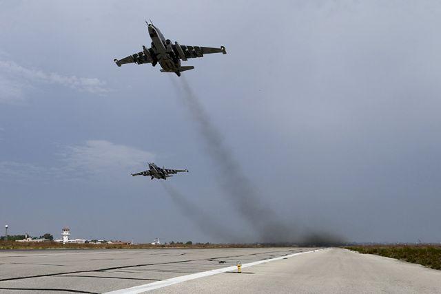 Κοινές αεροπορικές επιδρομές στη Συρία προτείνει στις ΗΠΑ η Ρωσία | tovima.gr
