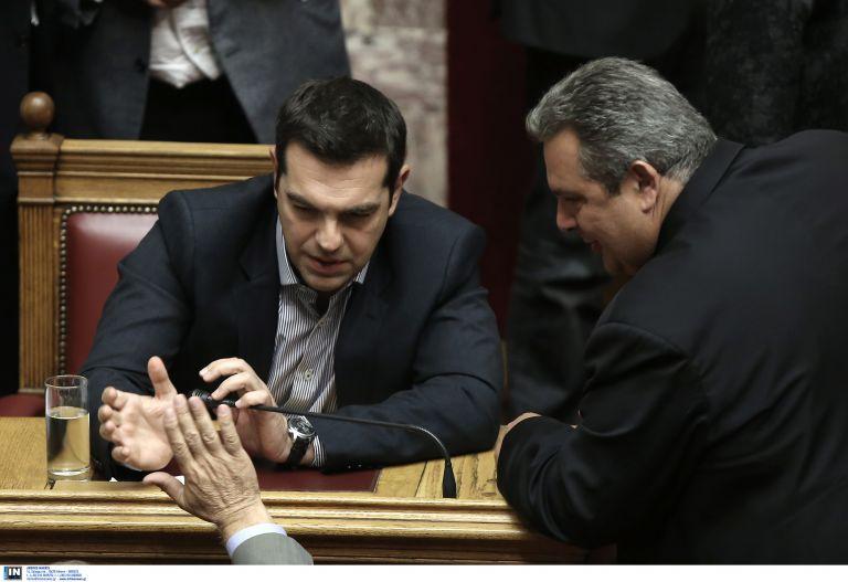 Η έφοδος ΣΥΡΙΖΑ – ΑΝΕΛ  για κατάληψη του κρατικού μηχανισμού | tovima.gr