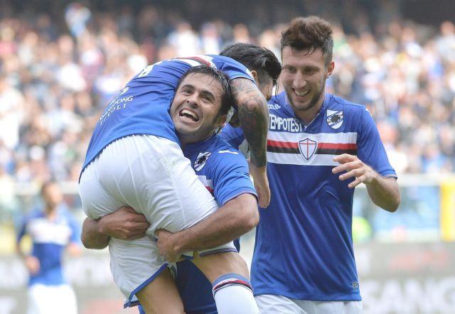 Campionato: Σημαντική νίκη της Σαμπντόρια, 4-1 τη Βερόνα | tovima.gr
