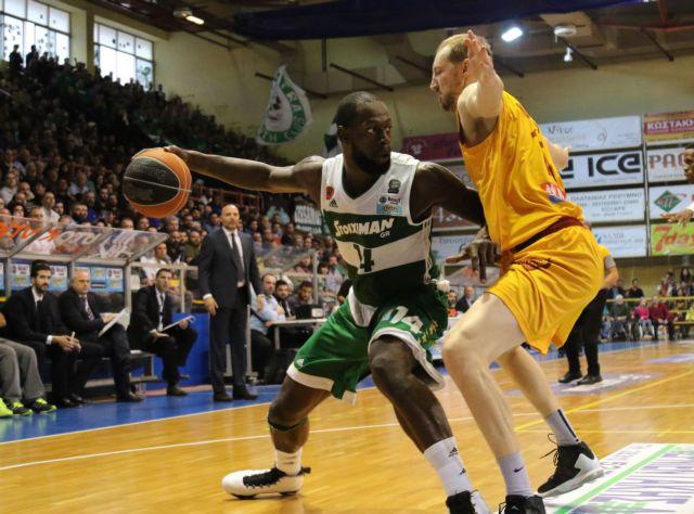 Α1 μπάσκετ: Ο Παναθηναϊκός «καθάρισε» στο β' μέρος το Ρέθυμνο | tovima.gr