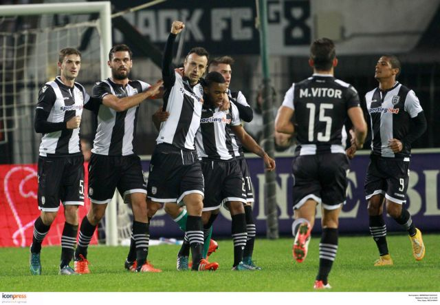 Δίκαιη νίκη του ΠΑΟΚ επί του Παναθηναϊκού 3-1 | tovima.gr