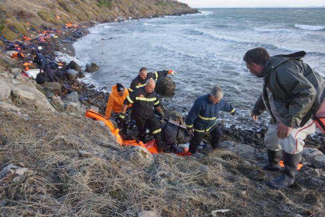 ΕΛ.ΑΣ.: Περιμένουμε καθημερινά νέες τραγωδίες στο Αιγαίο | tovima.gr