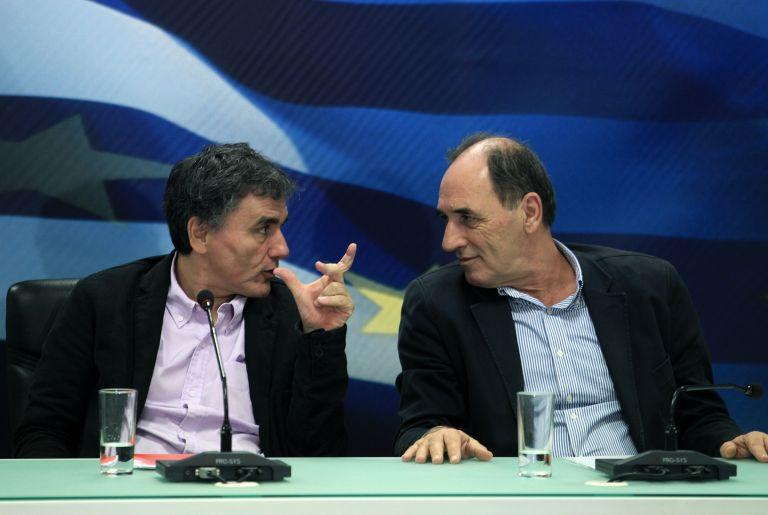 Βρυξέλλες: Σημάδια αισιοδοξίας στη «Μεγάλη Πέμπτη» της διαπραγμάτευσης για Τσακαλώτο – Σταθάκη – Αχτσιόγλου | tovima.gr