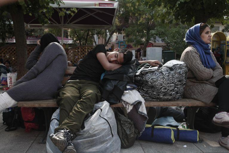 Κυβέρνηση: Αναγκαίοι οι χώροι προσωρινής υποδοχής προσφύγων   tovima.gr