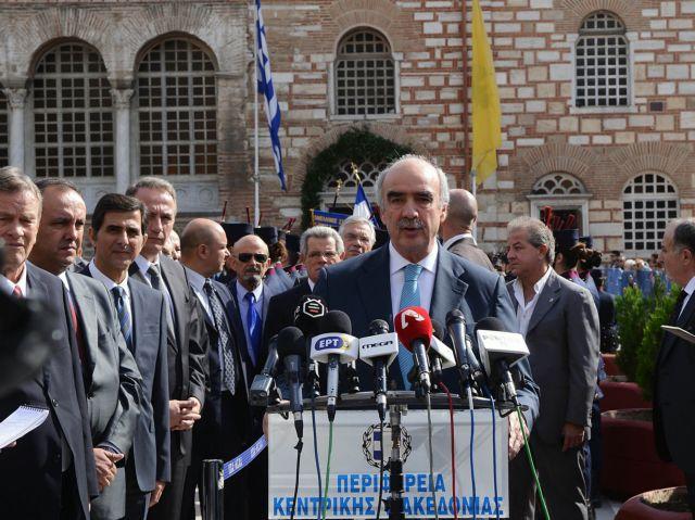 Μεϊμαράκης: «Η ΝΔ παραμένει όρθια απέναντι σε μια ανίκανη κυβέρνηση» | tovima.gr
