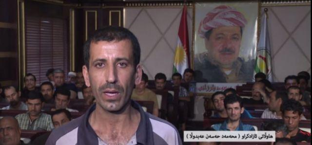 Ιράκ: Όμηροι που γλίτωσαν μιλούν για τη φρίκη στα χέρια των τζιχαντιστών | tovima.gr