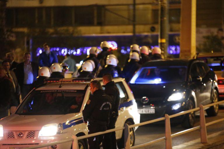 19 συλλήψεις για την εισβολή στα γραφεία των ΑΝΕΛ   tovima.gr