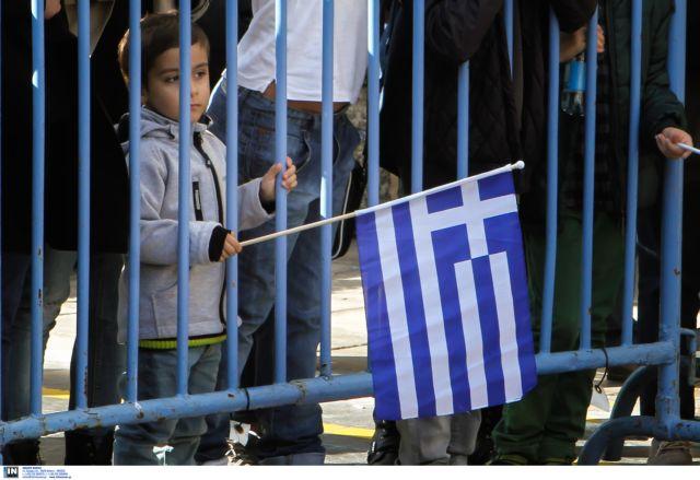 Εξηγήσεις ζητά ο Τόσκας για τα κάγκελα στην παρέλαση της Θεσσαλονίκης | tovima.gr