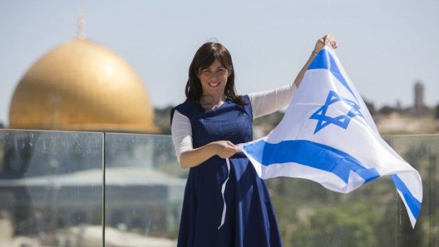 ΥΠΕΞ Ισραήλ: Ονειρεύομαι την σημαία μας στο Ορος του Ναού | tovima.gr