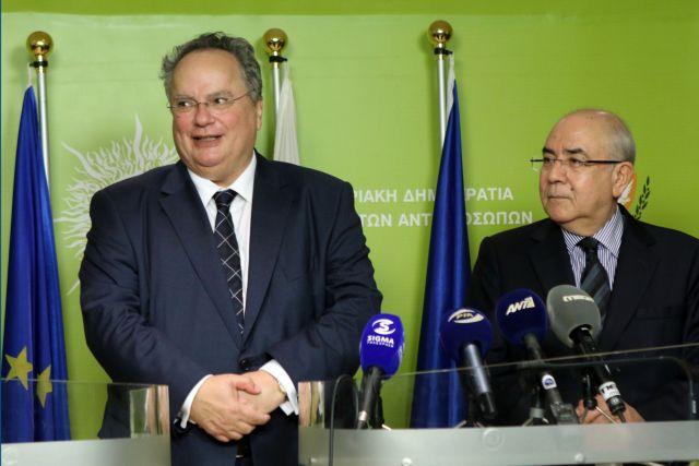 Κοτζιάς: Απόφαση των Κυπρίων το θέμα της Ομοσπονδίας | tovima.gr