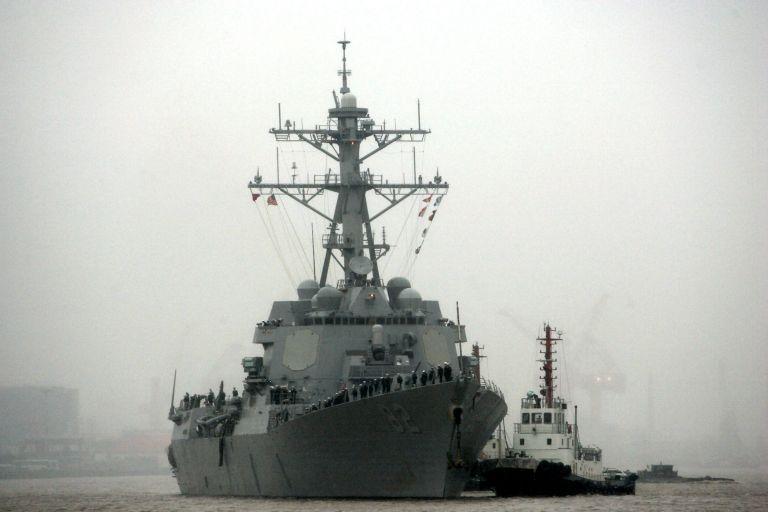 Κίνα: Σκληρό μήνυμα προς Ουάσιγκτον για την Σινική θάλασσα | tovima.gr