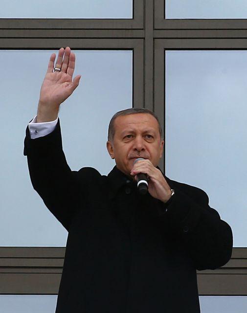 Ερντογάν: Σκοτώσαμε 2.000 τρομοκράτες εντός και εκτός Τουρκίας | tovima.gr