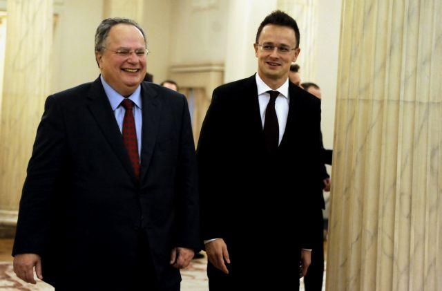 Ούγγρος ΥΠΕΞ: Η ΕΕ να βοηθήσει στη φύλαξη των νοτιοανατολικών συνόρων | tovima.gr