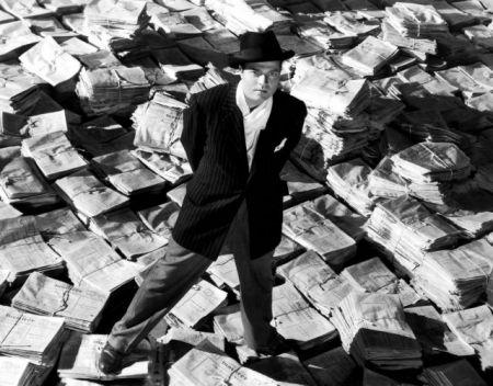 Ο «Πολίτης Κέιν» (1941) του Ορσον Γουέλς με πρωταγωνιστή τον ίδιο