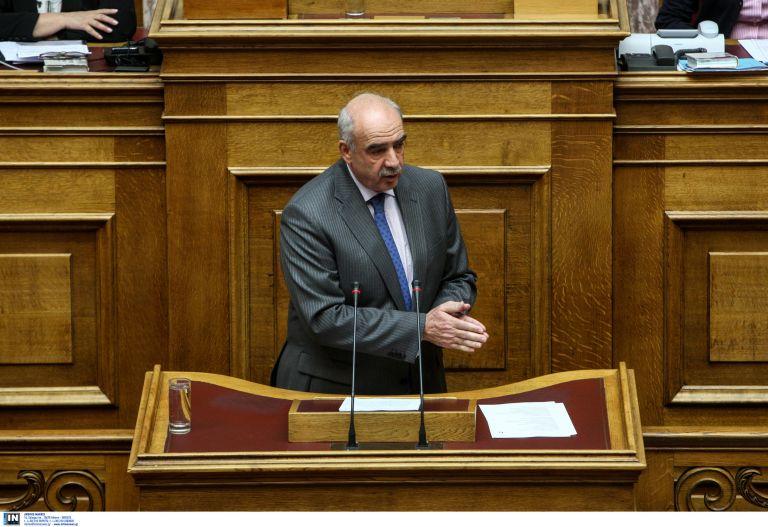 Μεϊμαράκης για δηλώσεις Φίλη: Να πάρει έμπρακτα θέση ο Τσίπρας | tovima.gr