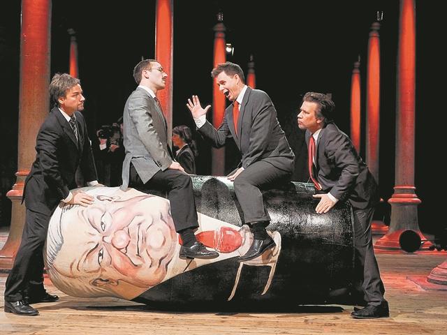 Η Πολιτική ταιριάζει στην Οπερα! | tovima.gr