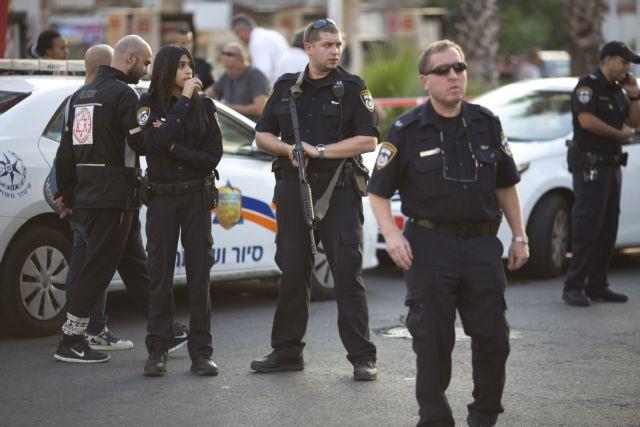 Επίσκεψη ελλήνων αξιωματικών ΕΛ.ΑΣ. και Λιμενικού στο Ισραήλ | tovima.gr
