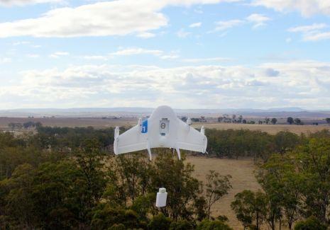 Το 2017 η Google θα ξεκινήσει την παράδοση εμπορευμάτων με drone | tovima.gr