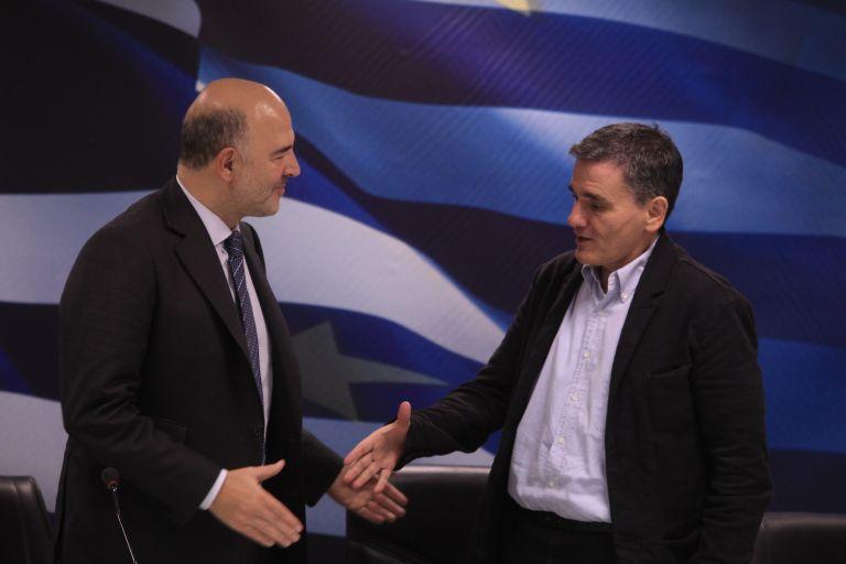 Μοσκοβισί: Μένουν τρία-τέσσερα εκκρεμή ζητήματα για τα δύο δισ. ευρώ | tovima.gr