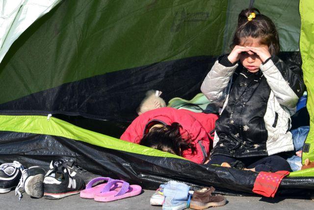 Συγκέντρωση ειδών για τους πρόσφυγες στην Κηφισιά | tovima.gr