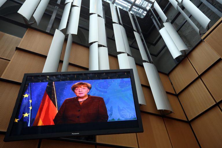 Γερμανία μετά το σοκ: συμπαράσταση Γαλλία – κοινή απάντηση στην τρομοκρατία | tovima.gr
